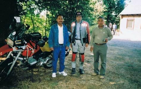 Rider Suhaimi bersama Bro Ismail