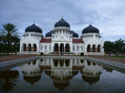 masjid baitulrahman today.