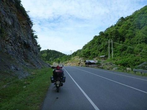 coastal road here we come