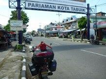 Pariaman town