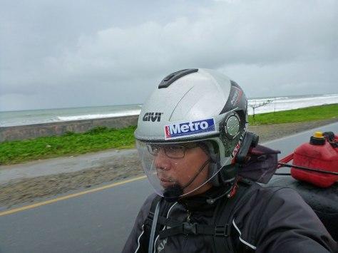 West coast Highway in the rain