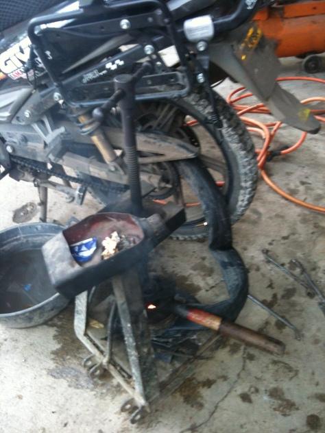 Kasi bakar itu tube