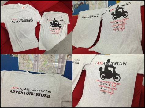 iamalaysian limited tshirt 2013