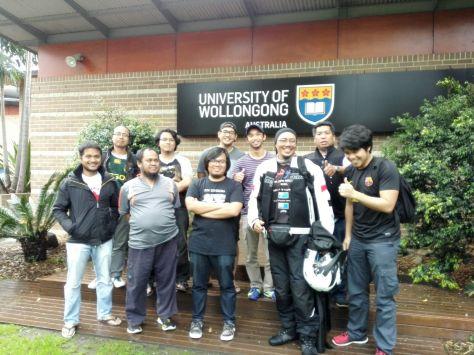 Wollongong Students 2