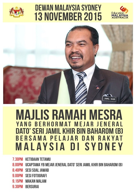 Media Session Dato Jamil Khir 1