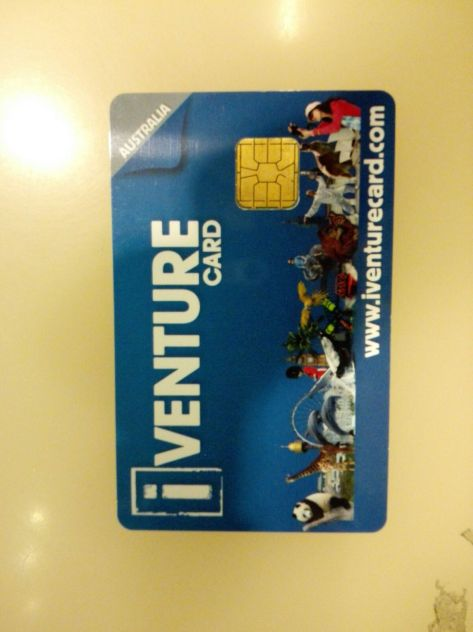 iVenture Card 2