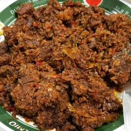 Rendang Kambing Adventure